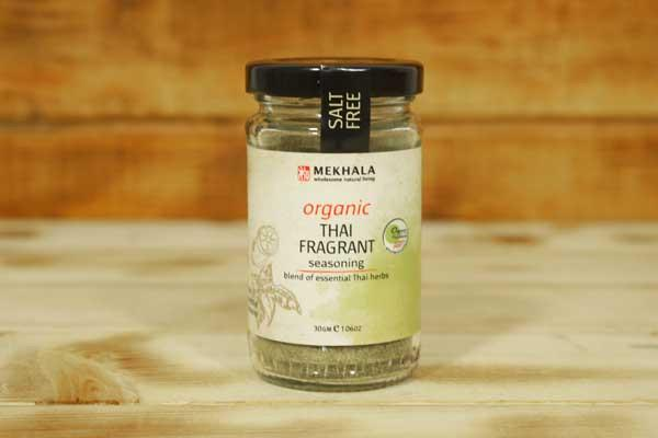 Mekhala Organic Thai Fragrant Seasoning 30g Pantry > Baking & Cooking Ingredients