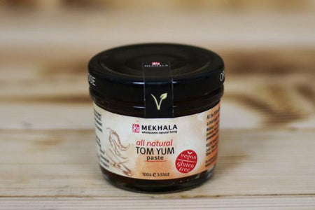 Mekhala Organic Tom Yum Paste 100g Pantry > Condiments