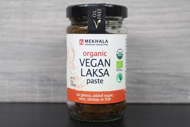 Mekhala Organic Vegan Laksa Paste Pantry > Condiments