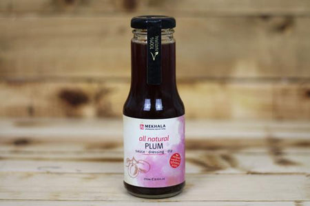 Mekhala Plum Sauce Dressings 250ml Pantry > Dressings, Oils & Vinegars