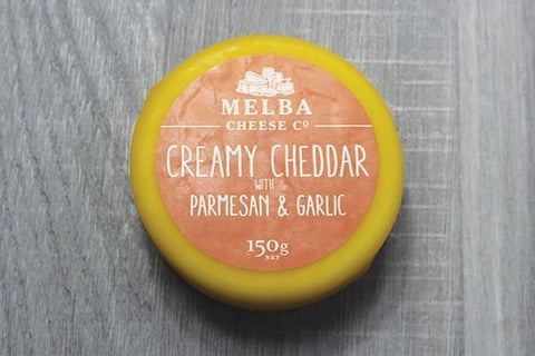Creamy Cheddar w/ Cracked Black Pepper 150g