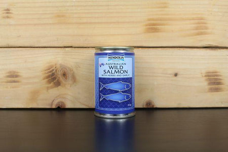 Mendolia Aus Salmon In Spice 155g Pantry > Canned Goods