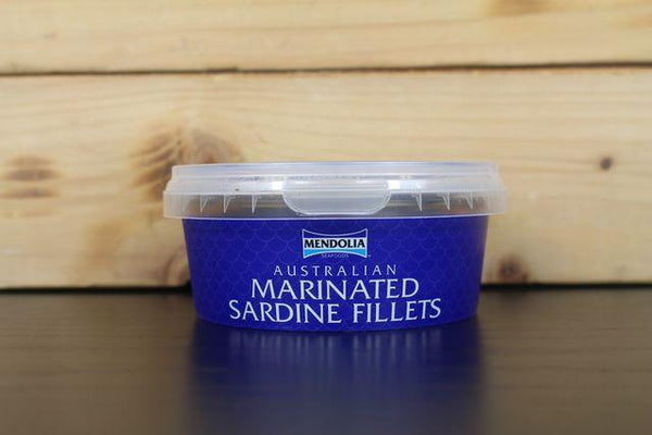 Mendolia Marinated Sardine Fillets 250g Pantry > Canned Goods