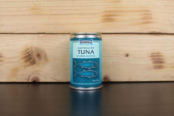 Mendolia Tuna In Virgin Olive Oil 155g Pantry > Canned Goods