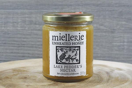 Miellerie Miellerie Leatherwood 325g Pantry > Nut Butters, Honey & Jam