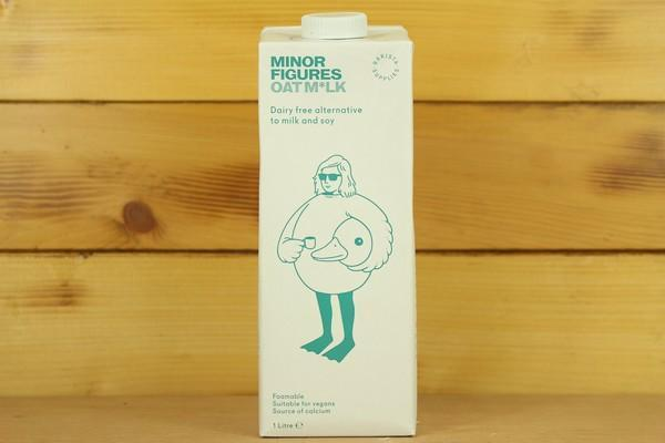 Minor Figures Oat Milk 1L Pantry > Non-Dairy Milk