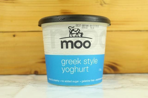 Moo Boysenberry & Super Acai Yoghurt 720g