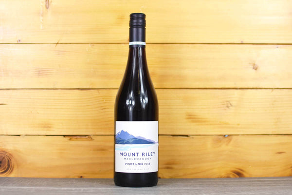 Mount Riley Mount Riley Pinot Noir Alcohol > Wine
