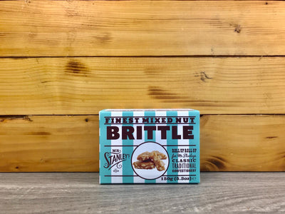 Mr Stanley's Mixed Nut Brittle 150g Pantry > Confectionery