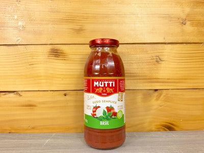 Mutti Mutti Sugo Basil 400g Pantry > Canned Goods