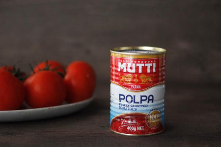 Mutti Polpa Chopped Tomatoes 400g Pantry > Canned Goods