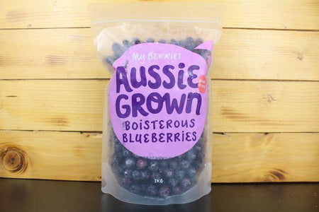 My Berries Frozen Blueberries 1kg Produce > Fruit