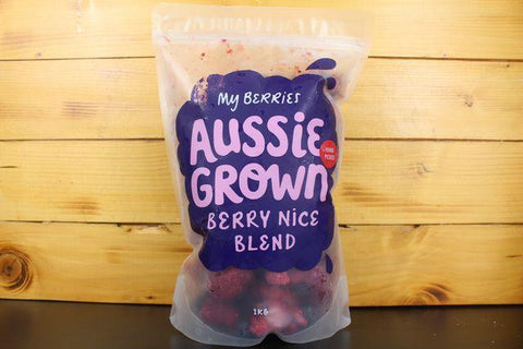 Frozen Blueberries 350g