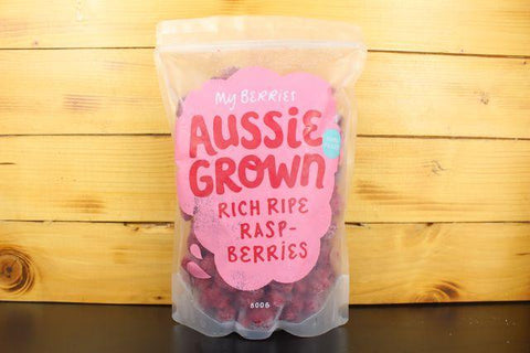 Frozen Raspberries 300g