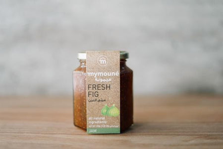 Mymoune Fresh Fig Jam 350g Pantry > Nut Butters, Honey & Jam