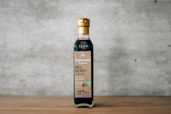 Mymoune Mulberry Syrup 25cl Pantry > Baking & Cooking Ingredients