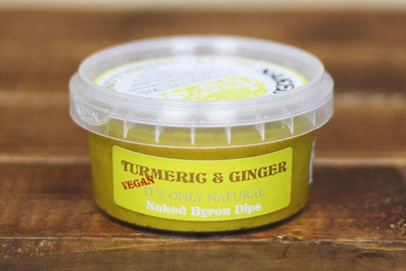 Naked Byron Foods Turmeric and Ginger Dip 200g* Deli > Fresh Dips & Salsas
