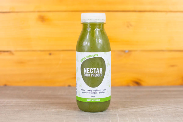 Nectar Cold Pressed Green With Envy Nectar 300ml Drinks > Juice, Smoothies & More