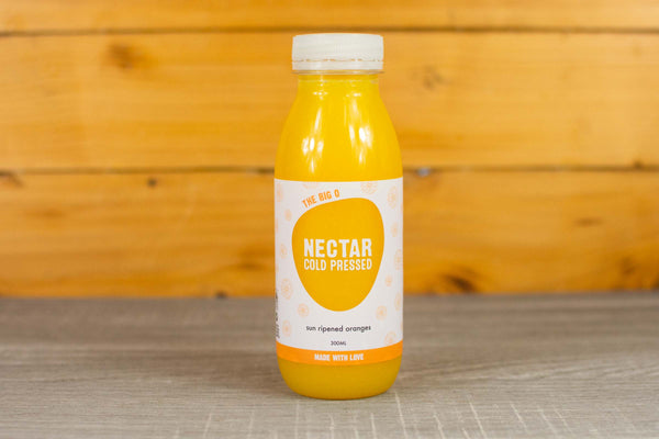 Nectar Cold Pressed The Big O Nectar 300ml Drinks > Juice, Smoothies & More