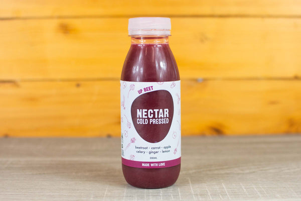 Nectar Cold Pressed Up Beet  Nectar 300ml Drinks > Juice, Smoothies & More