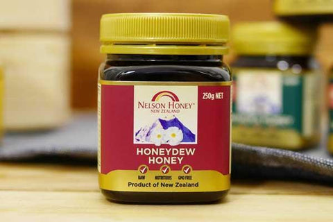 Nelson Honey Dew Honey 250g Pantry > Nut Butters, Honey & Jam