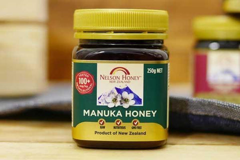 Nelson Manuka Honey 100+ 250g Pantry > Nut Butters, Honey & Jam