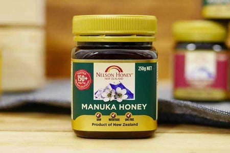 Nelson Manuka Honey 150+ 250g Pantry > Nut Butters, Honey & Jam