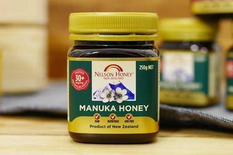 Nelson Manuka Honey 30+ 250g Pantry > Nut Butters, Honey & Jam
