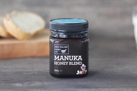 New Zealand Honey Co. Manuka Honey Blend 250g Pantry > Nut Butters, Honey & Jam