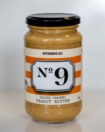 Natural Almond Butter 200g