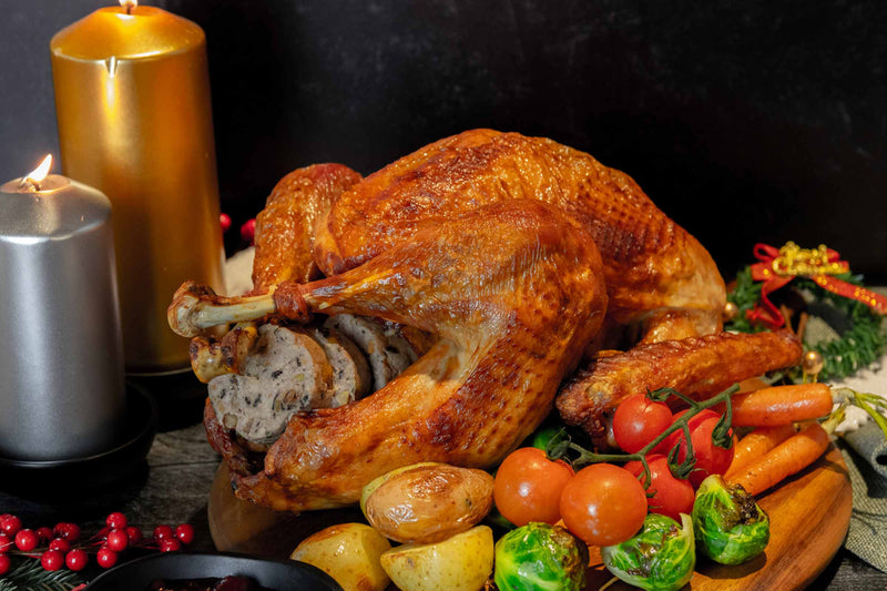 Norbest Whole Thawed Norbest Turkey 12-14lbs Meat > Poultry