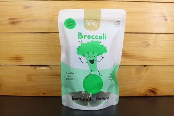 Nourishing Bubs NB Broccoli Freezer > Baby Food & Kids Corner