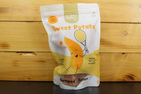Nourishing Bubs NB Sweet Potato Freezer > Baby Food & Kids Corner