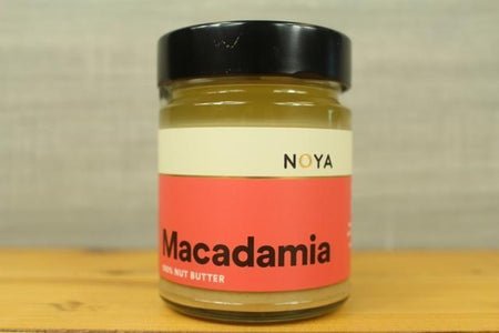Noya Noya Macadamia Butter 250g Pantry > Nut Butters, Honey & Jam