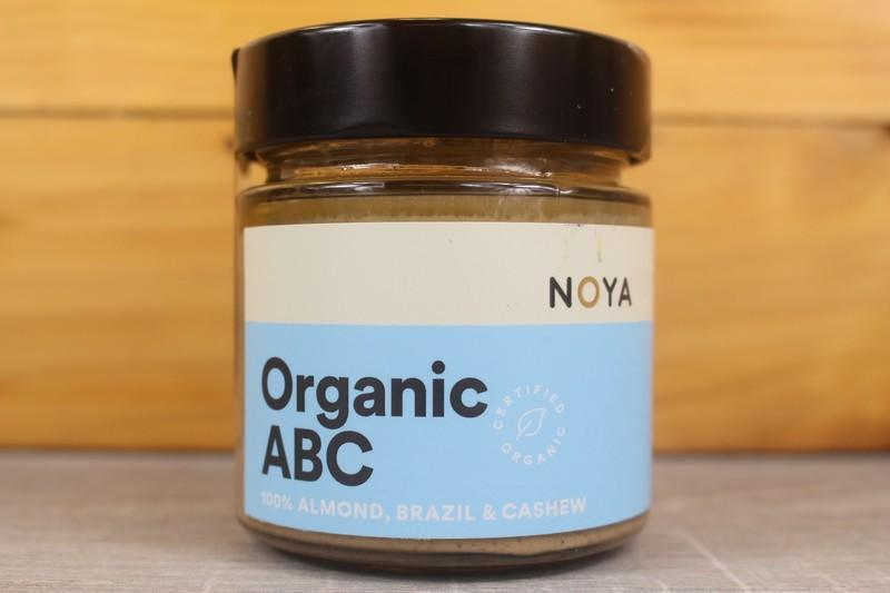 Noya Organic ABC Butter 200g Pantry > Cookies, Biscuits & Sweet Snacks