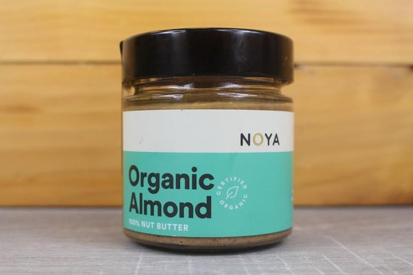 Noya Organic Almond Butter 200g Pantry > Cookies, Biscuits & Sweet Snacks