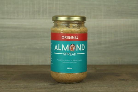 Nut Butters Almond Spread 325gm Pantry > Pantry