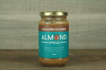 Nut Butters Almond Spread Cacao & Coconut 325g Pantry > Pantry