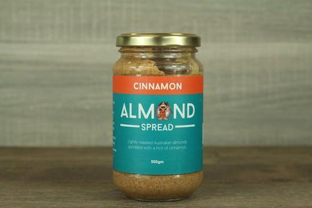 Nut Butters Almond Spread Cinnamon 325g Pantry > Pantry