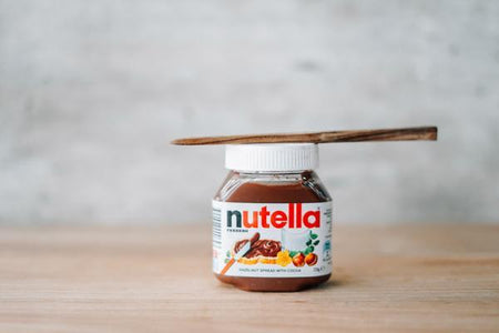 Nutella Nutella Hazelnut Chocolate Spread 220g Pantry > Nut Butters, Honey & Jam