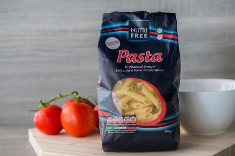 Nutrifree Gluten Free Penne Rigati 500g Pantry > Pasta, Sauces & Noodles