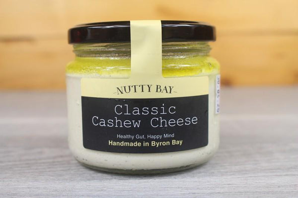 Nutty Bay Cheese 270g Dairy & Eggs > Cheese