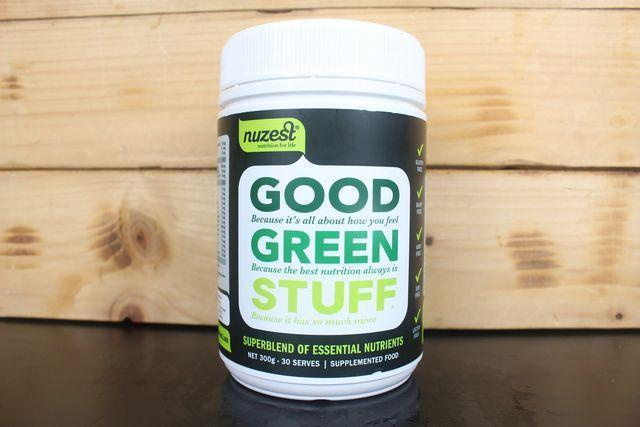 Nuzest Nuzest Good Green Stuff 300g Pantry > Protein Powders & Supplements