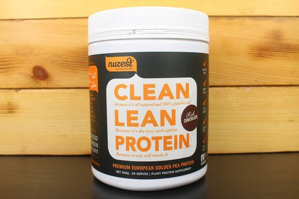 Nuzest Nuzest Protein Chocolate 500g Pantry > Protein Powders & Supplements