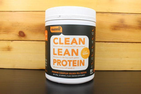 Nuzest Nuzest Protein Natural 500g Pantry > Protein Powders & Supplements