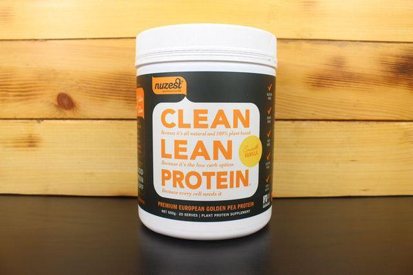 Nuzest Nuzest Protein Vanilla 500g Pantry > Protein Powders & Supplements
