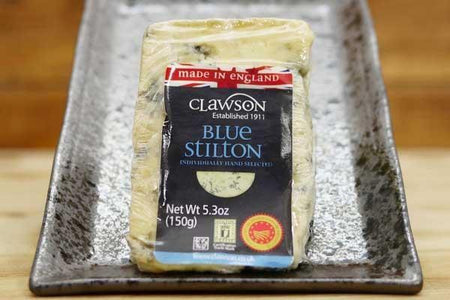 Oakleaf Bluie Stilton 150g Dairy & Eggs > Cheese