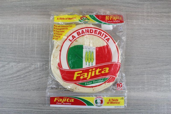 "Ole Mexican Foods Fajita 6"" Flour Tortillas Pantry > Wraps"
