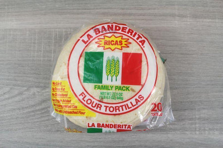 "Ole Mexican Foods Family Pack 6"" Flour Tortillas Pantry > Wraps"