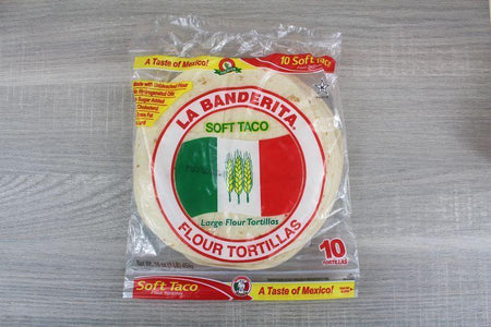 "Ole Mexican Foods Soft Taco 8"" Flour Tortillas Pantry > Wraps"